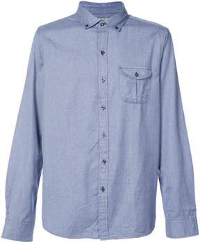 Michael Bastian chest pocket shirt