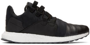 Y-3 Black Kozoko Low Sneakers
