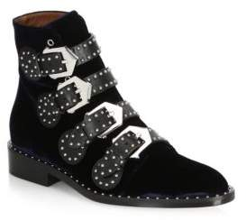 Givenchy Elegant Ankle Booties