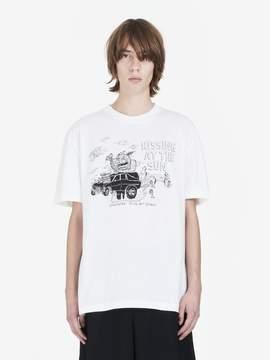 McQ Hissing at the Sun T-Shirt