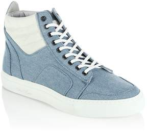 Del Toro Men's Two-Tone Boxing Sneakers