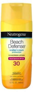 Neutrogena Beach Defense SPF 30 Sunscreen Lotion