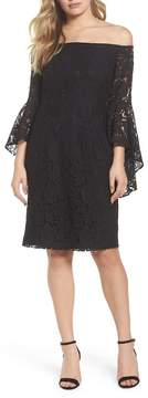 Chelsea28 Off the Shoulder Lace Dress