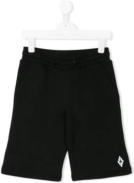 Marcelo Burlon County of Milan Kids jersey shorts