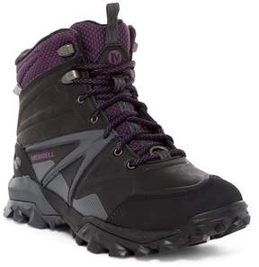 Merrell Capra Glacial Ice Mid Waterproof Boot