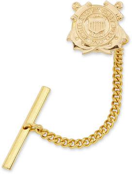 Asstd National Brand US Coast Guard Gold-Plated Tie Tack