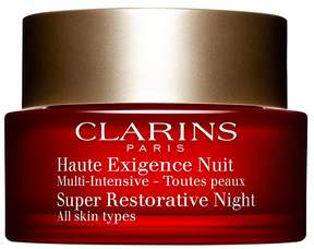 Clarins Super Restorative Night Age Spot Correcting Replenishing Cream