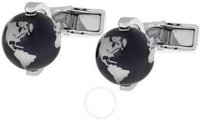 Montblanc Heritage Spirit Globe Cufflinks