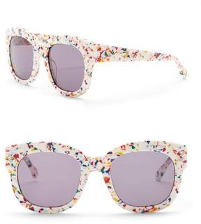 Stella McCartney Women's 51mm Square Sunglasses