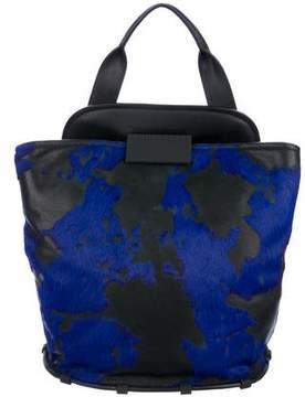 Zac Posen Blythe Sling Ponyhair Bag w/ Tags