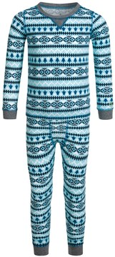 Cuddl Duds Thermal Top and Pants Base Layer Set - Long Sleeve (For Toddler Boys)