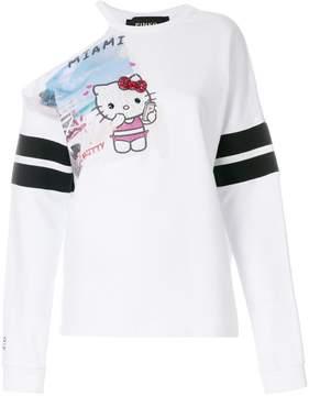 Pinko Hello Kitty sweatshirt