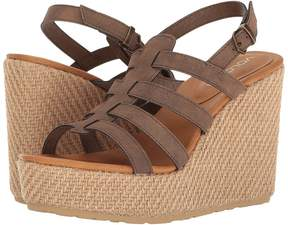 Volcom High Society Women's Wedge Shoes