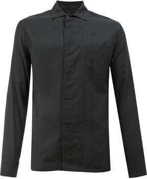 Haider Ackermann chest pocket shirt
