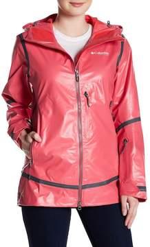 Columbia Outdry Diamond Snow Shell Jacket