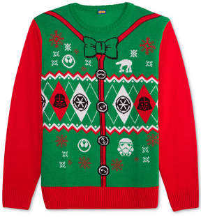 Hybrid Men's Holiday Star Wars Sweater