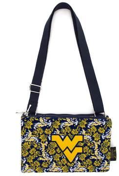 NCAA West Virginia Mountaineers Bloom Crossbody Bag