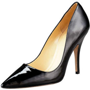 Kate Spade Licorice Pointed-Toe Pump