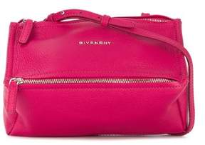 Givenchy Women's Fuchsia Leather Shoulder Bag.