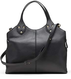 Banana Republic Italian Leather Carryall Bag