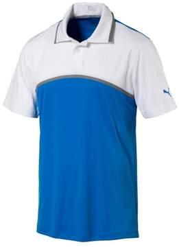 Puma Tailored Colorblock Golf Polo