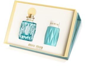 Miu Miu L'Eau Bleue Prestige Set