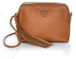 Tory Burch Taylor Leather Saddle Camera Bag - SADDLE - STYLE