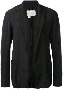 Greg Lauren open blazer