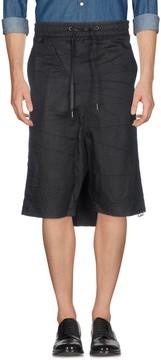 D.gnak By Kang.d 3/4-length shorts