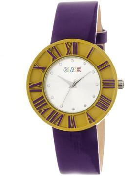 Crayo Prestige Collection CRACR3104 Unisex Watch