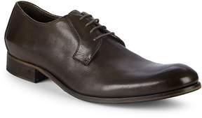 John Varvatos Men's Thompson Leather Derby Shoes