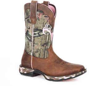 Durango Women's Camo Western Cowboy Boot