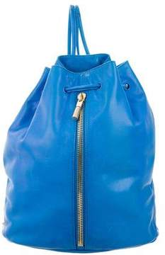 Elizabeth and James Leather Cynnie Sling Backpack