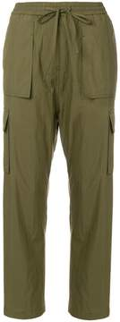 Juun.J cargo pocket tapered trousers