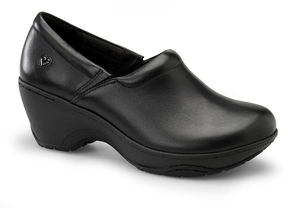 Nurse Mates Bryar Leather Slip-On Shoes