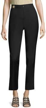 Each X Other Women's Star Wool Tuxedo Pants