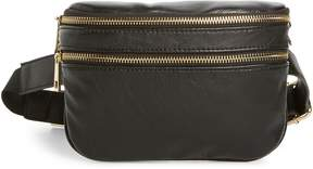 Sole Society Cadee Faux Leather Belt Bag