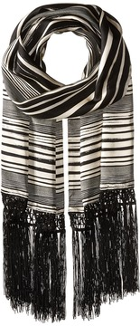 BCBGMAXAZRIA Stripe Skinny