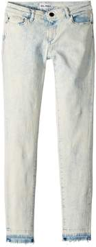 DL1961 Kids Chloe Light Wash Skinny Jeans in Surfside Girl's Jeans