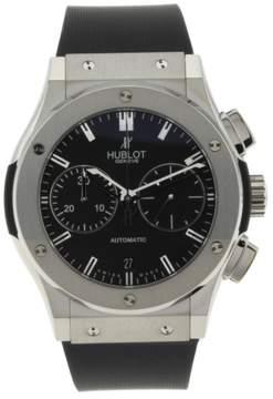 Hublot Classic Fusion 521.NX.1170.RX Titanium Chronograph Auto 45mm Watch