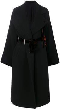 Damir Doma belted coat