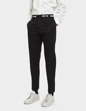 Maison Margiela Cotton Garbadine Trousers