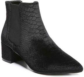 Fergie Women's Sandy Velvet Chelsea Boot