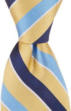 Class Club 50 Thick Striped Tie
