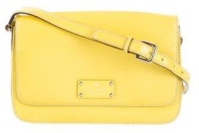 Kate Spade Wellesley Flynn Crossbody Bag - YELLOW - STYLE