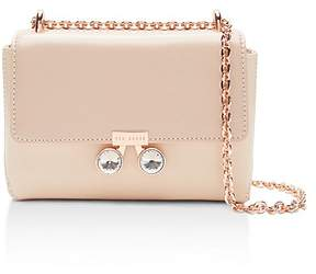 Ted Baker Adoni Crystal Micro Leather Crossbody