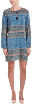 Calypso St. Barth Eruca Silk Shift Dress