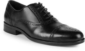Saks Fifth Avenue Men's Classic Leather Oxfords