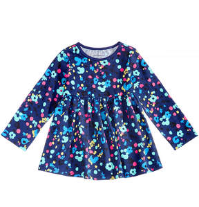 First Impressions Floral-Print Cotton Tunic, Baby Girls (0-24 months), Created for Macy's