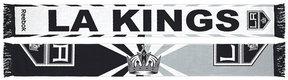 Reebok adidas Los Angeles Kings Jacquard Wordmark Scarf